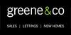 Greene and Co logo