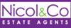 Nicol & Co logo