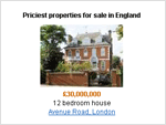 Preview of Property envy widget