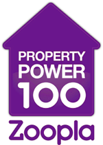 Zoopla Property Power 100 #ZPP100